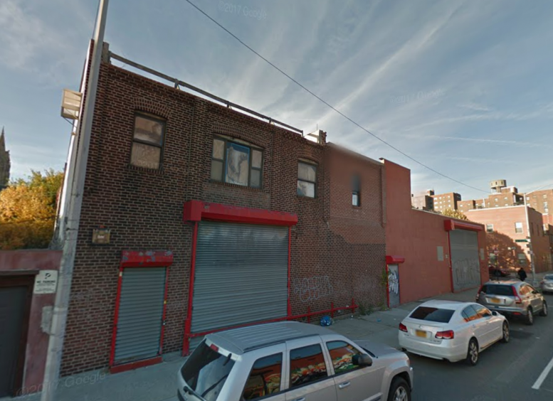 280 Bond Street, via Google Maps