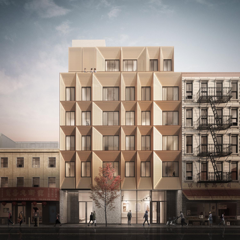 282 Grand Street Revealed, Lower East Side