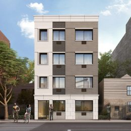 770 East 214th Street, image by UA Builders Group
