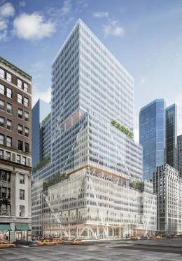 390 Madison Avenue, image by Neoscape