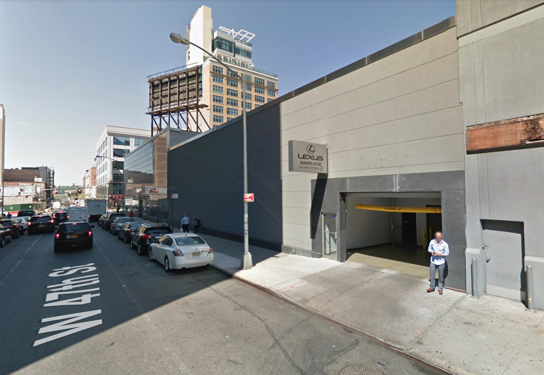 547 West 47 Street