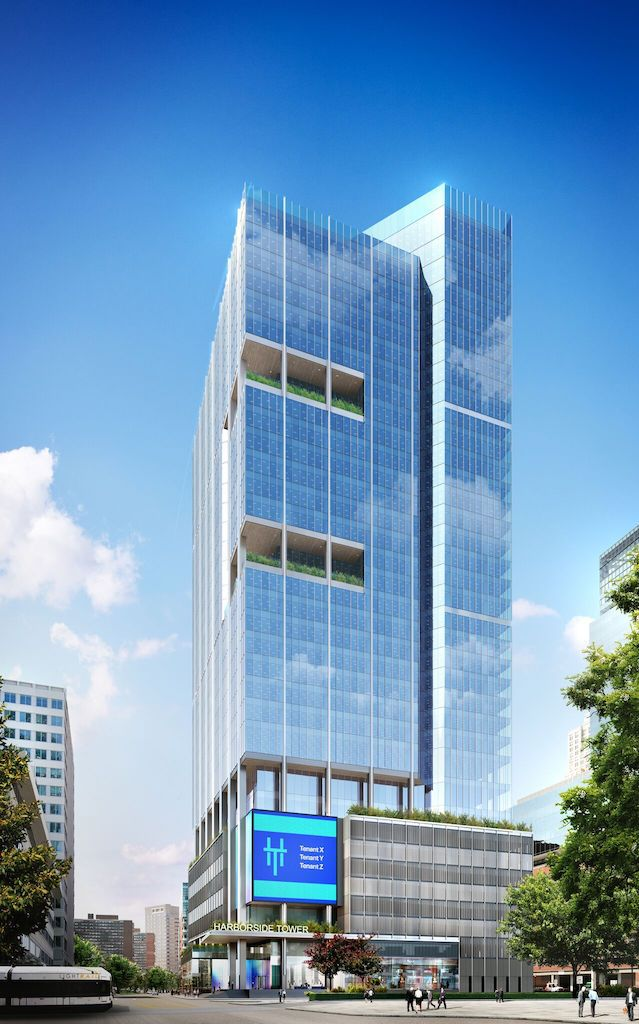 136 Greene Street/Harborside Tower