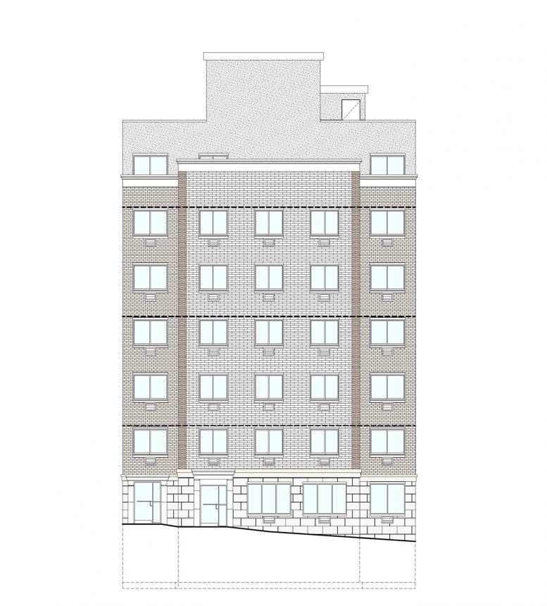 27 Buchanan Place, image courtesy Badaly Architects
