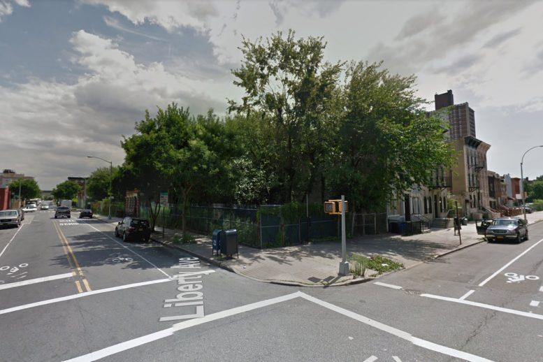 271 Mother Gaston Boulevard, via Google Maps