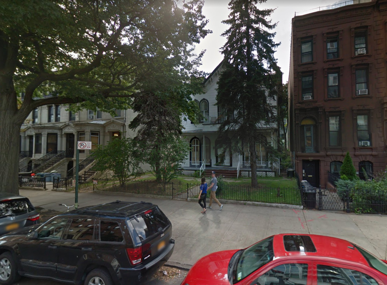 532 Clinton Avenue, via Google Maps