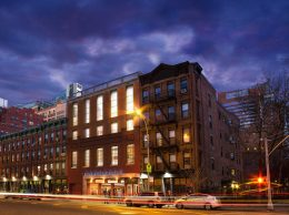 726 11th Avenue, image by Irish Arts Center
