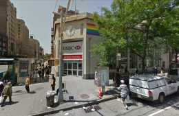 101 West 14th Street, via Google Maps