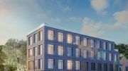 136-21 Hillside Avenue, rendering by Issac & Stern PC