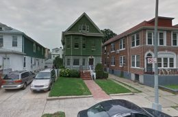 1466 East 5th Street, via Google Maps
