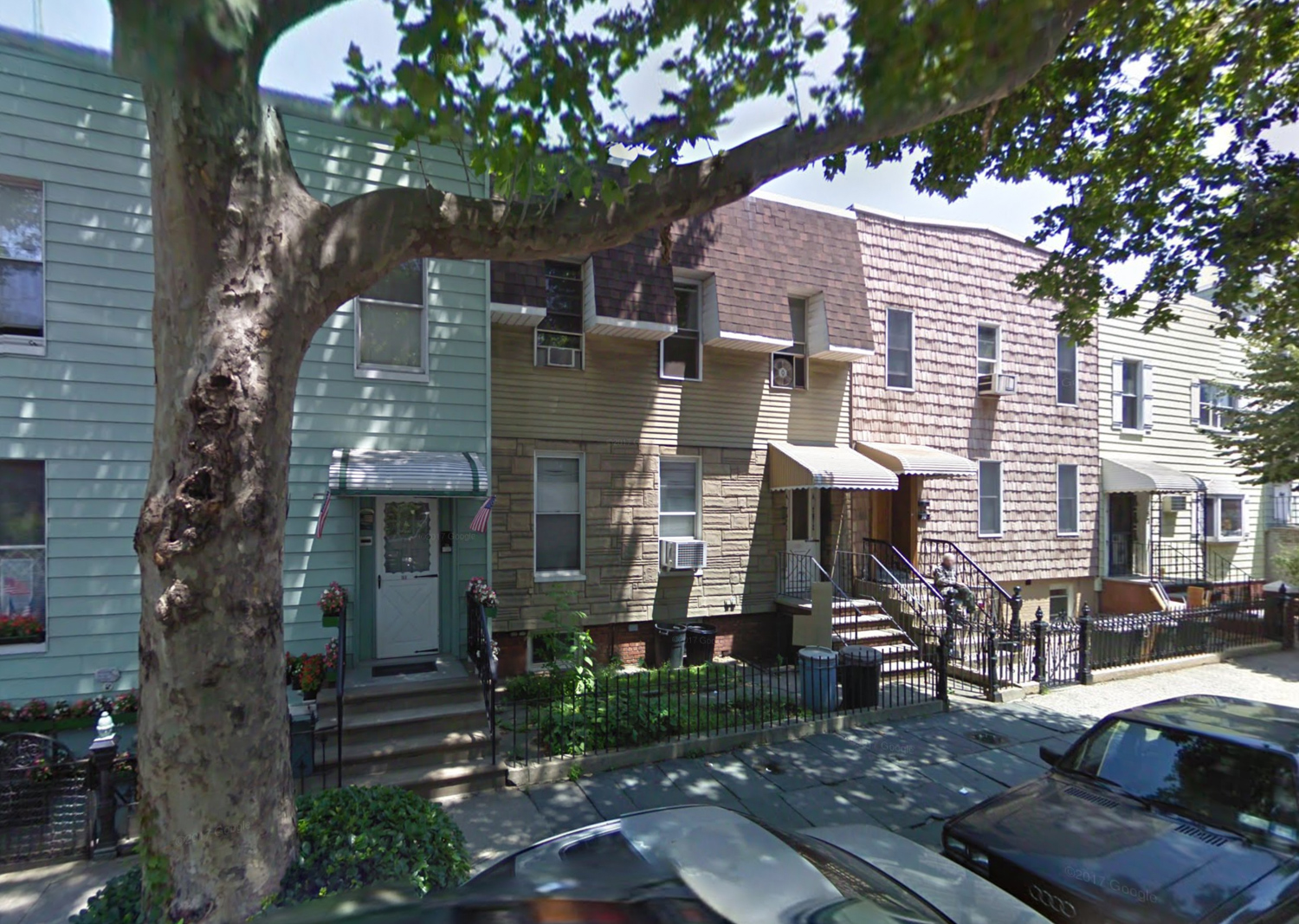 166 Newell Street, via Google Maps