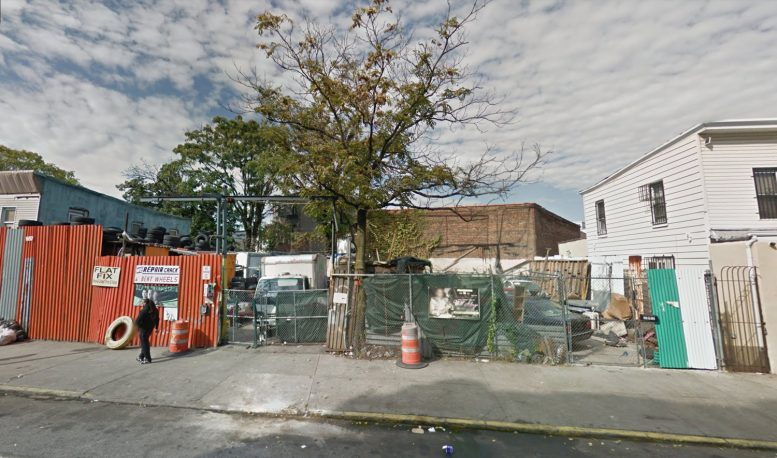 1663 East New York Avenue, via Google Maps