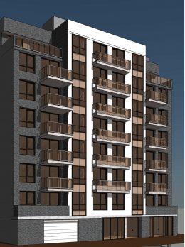 1673 Ocean Avenue, rendering Courtesy ZHL Group