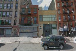 199 Chrystie Street, via Google Maps