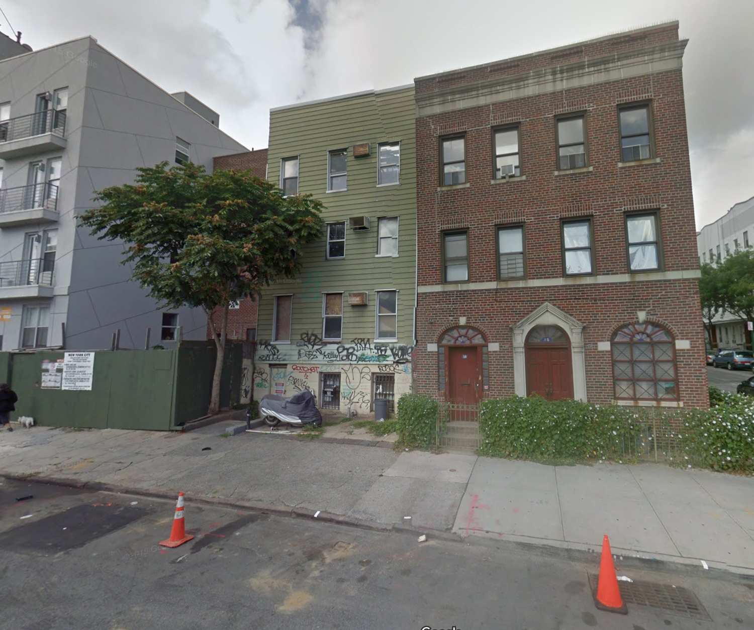 20 Havemeyer Street, via Google Maps