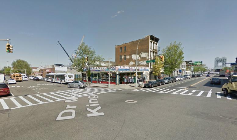 201 East 125th Street, via Google Maps