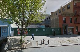 247 East 117th Street, via Google Maps
