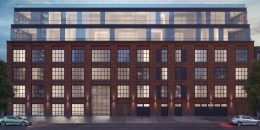 848 Lorimer Street, rendering by Meshberg Group