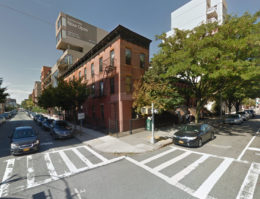 122 4th Avenue and 601 Baltic Street, via Google Maps