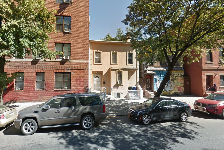 165 Malcolm X Boulevard, via Google Maps