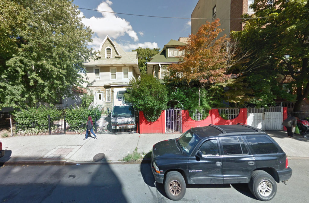 1935 Bedford Avenue, via Google Maps
