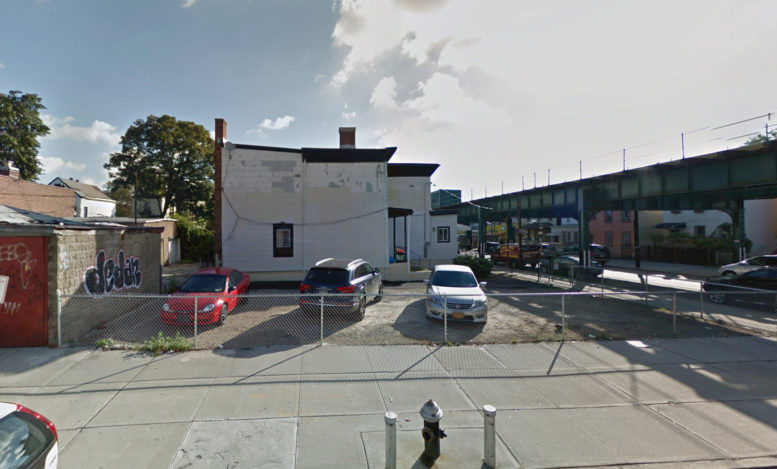 2741 Fulton Street, via Google Maps