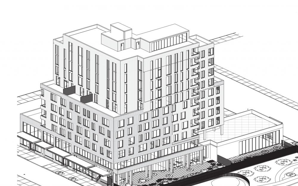 30 Kent Street, Kutnicki Bernstein Architects