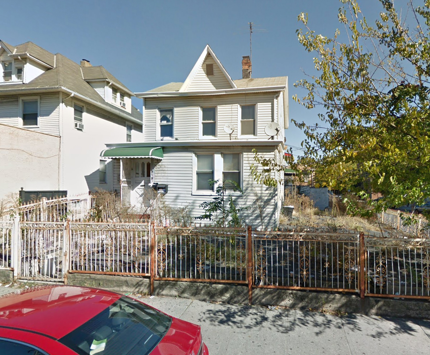 87-83 168th Street, via Google Maps