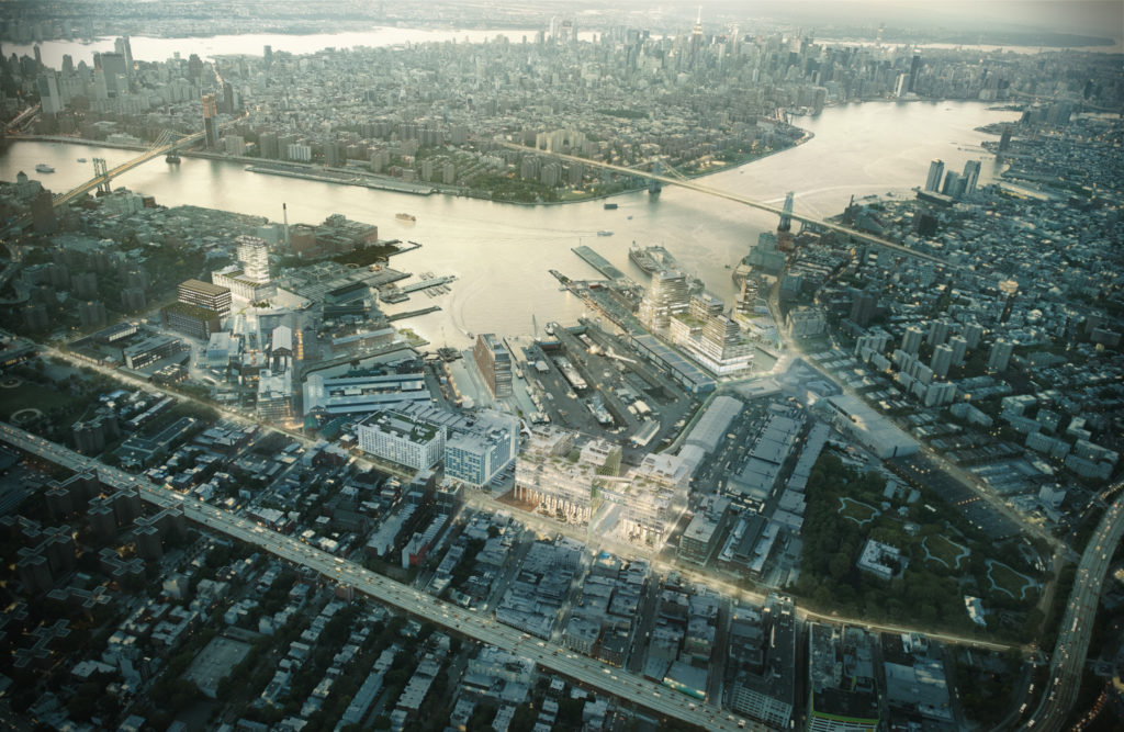 Brooklyn Navy Yard Overview