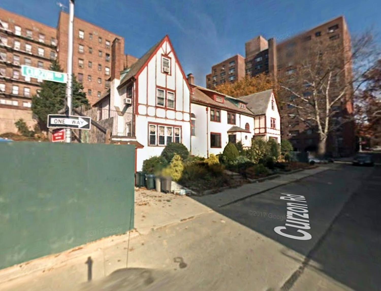 117-03 Curzon Road, via Google Maps