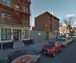 258 Saint James Place, via Google Maps