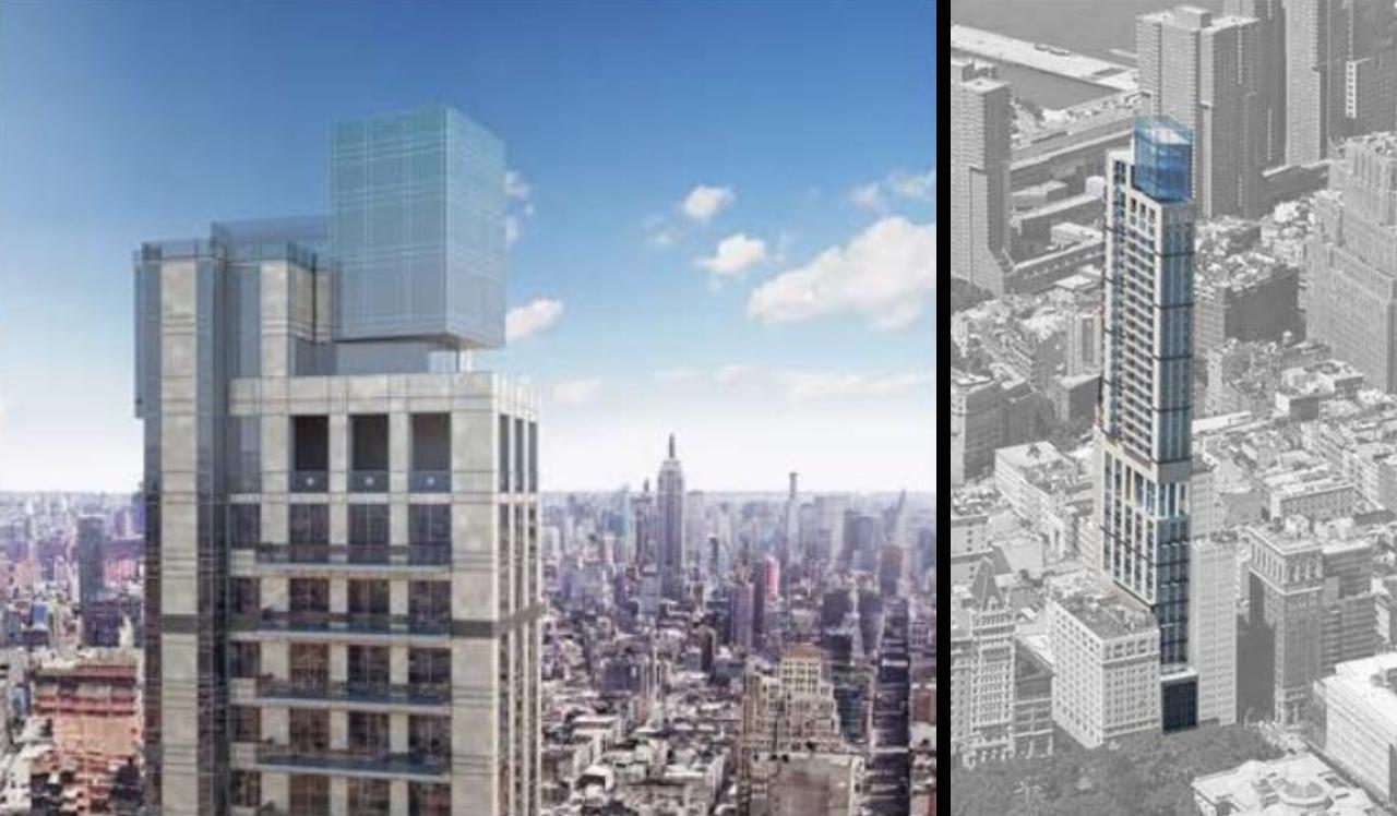 267 Broadway penthouse, The Roe Corporation/Gene Kaufman