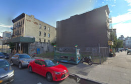 314 West 127th Street, via Google Maps