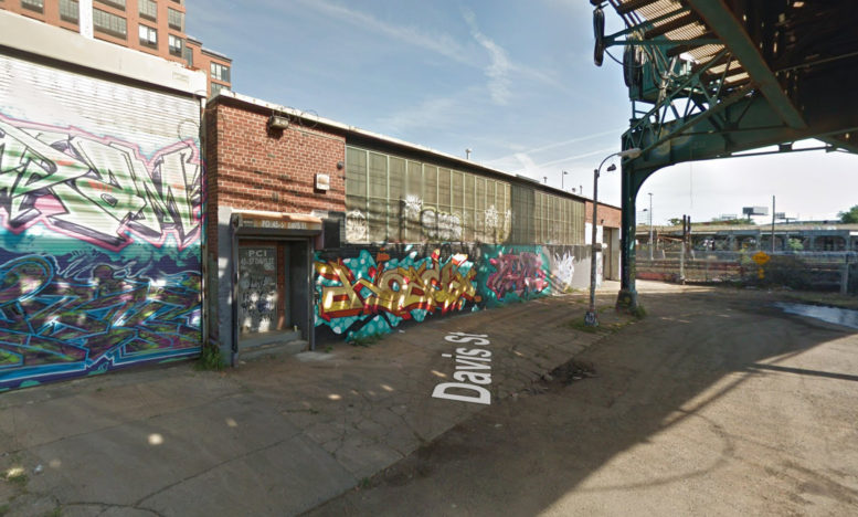 45-57 Davis Street, via Google Maps