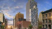 511 East 86th Street, rendering by EP Engineering