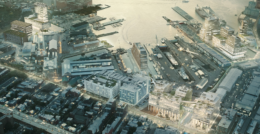 Brooklyn Navy Yard Overview, rendering courtesy the Brooklyn Navy Yard Development Corporation