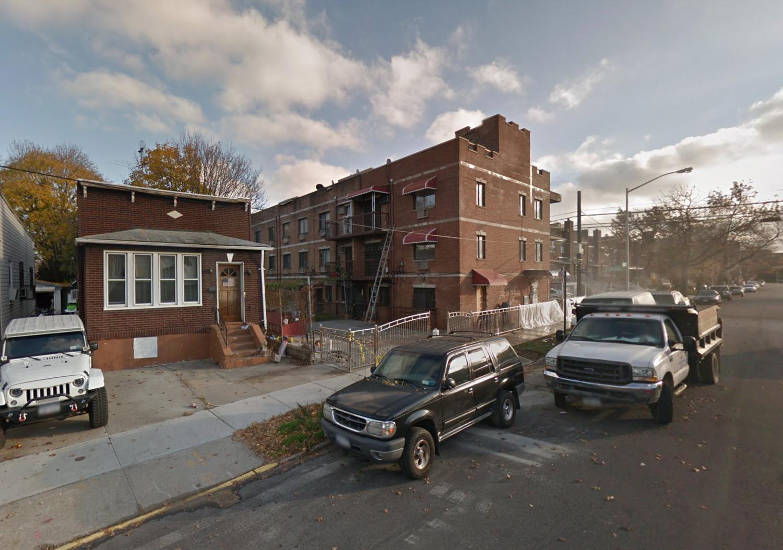 110-36 Saultell Avenue, via Google Maps