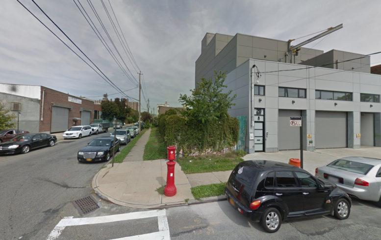 151 Dwight Street, via Google Maps