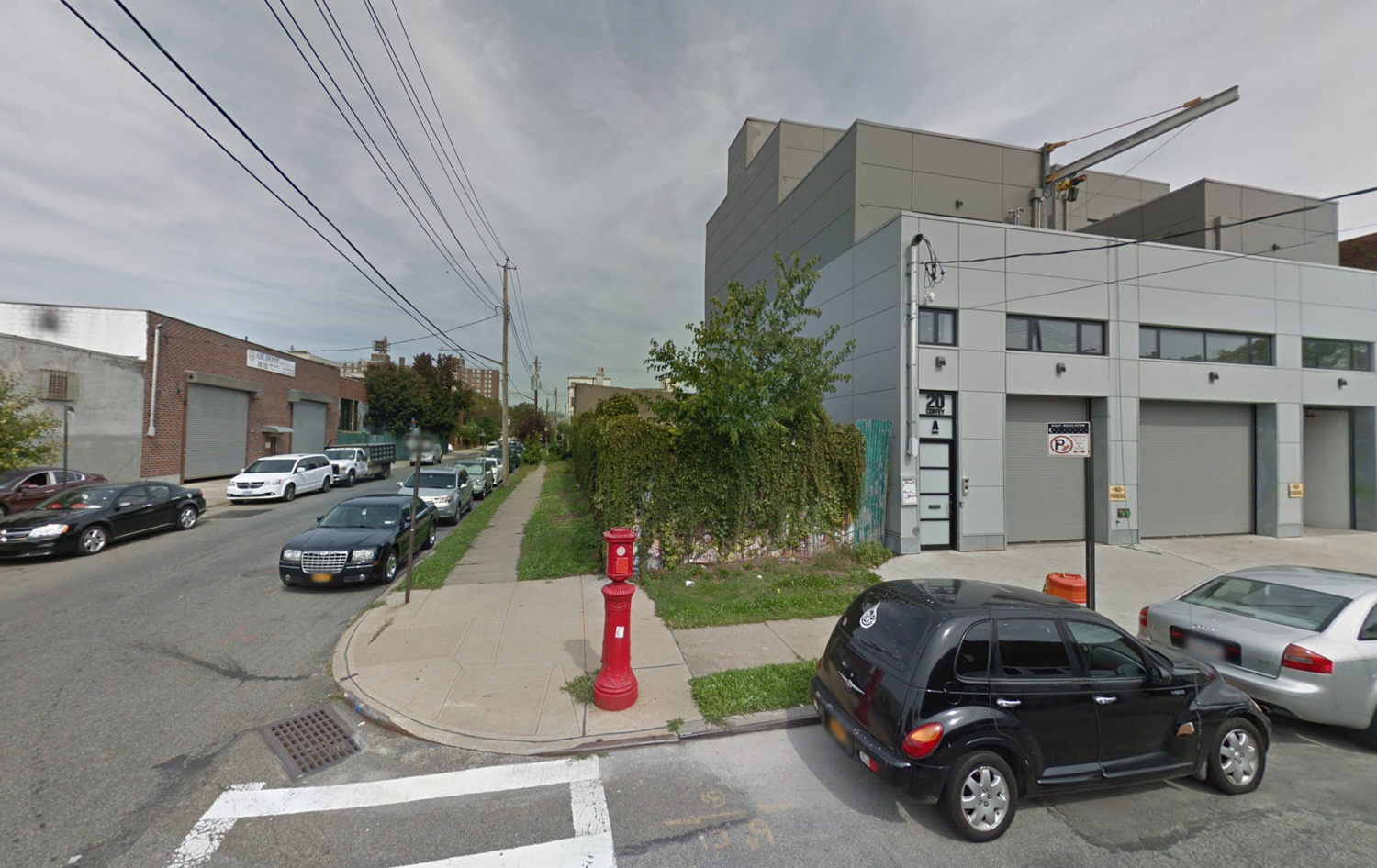 151 Dwight Street, via Google Maps