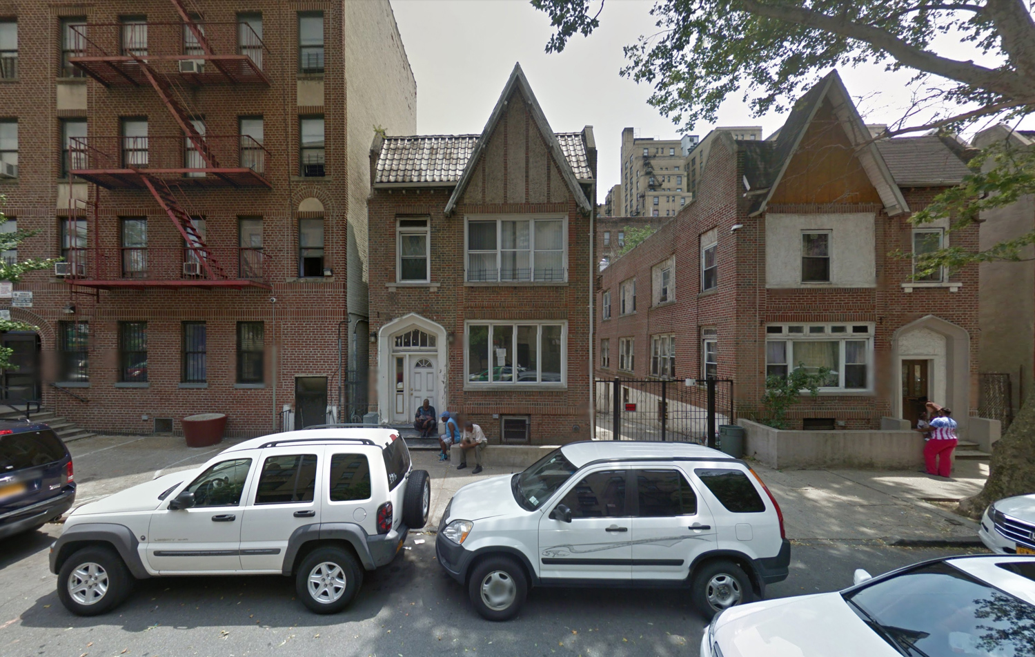 1728 Townsend Avenue, via Google Maps
