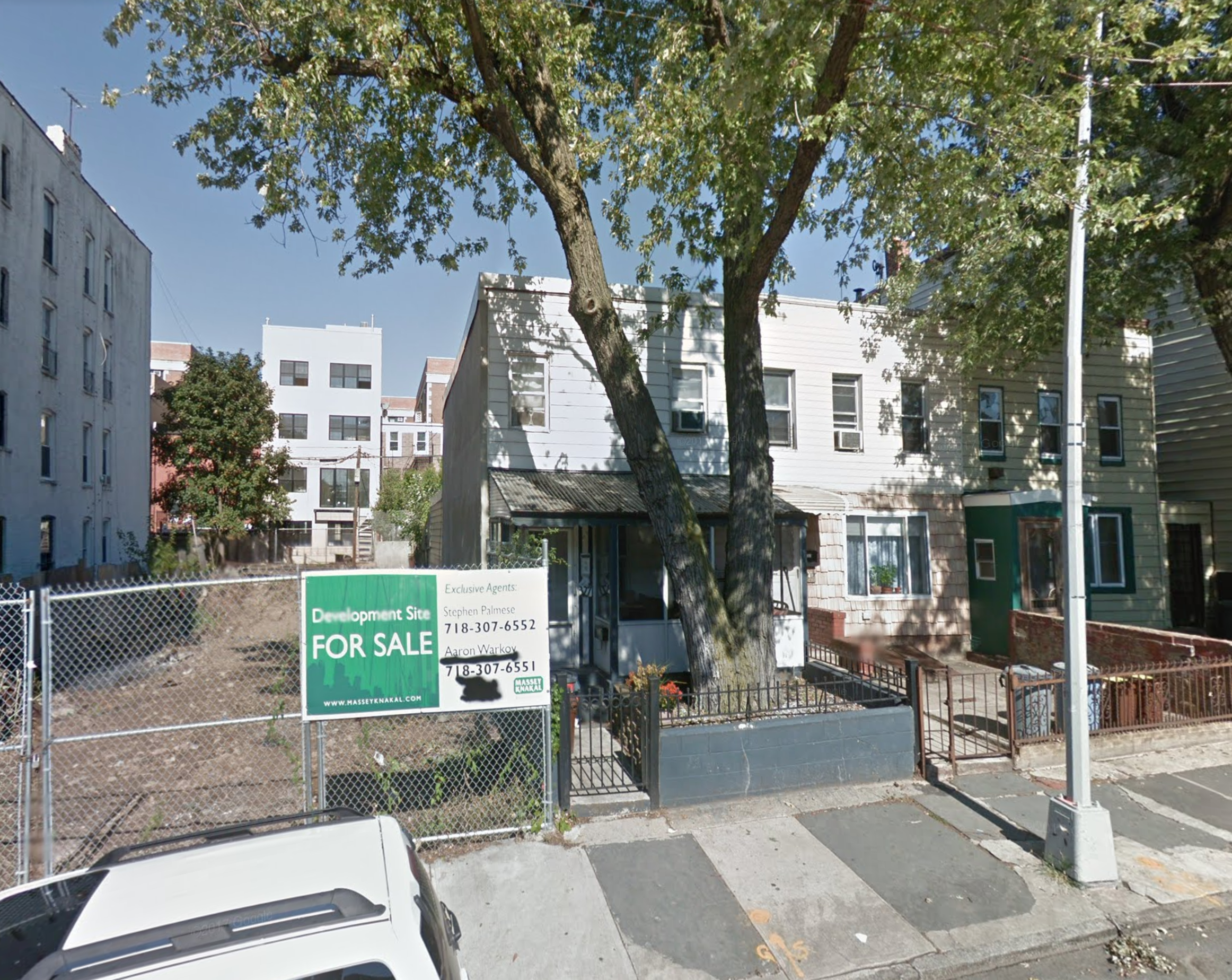 323 20th Street, via Google Maps