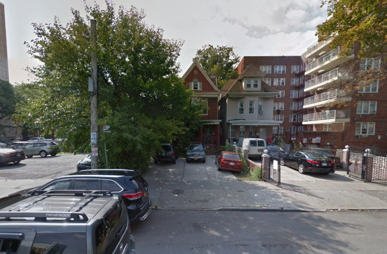 368 Lenox Road, red building, via Google Maps