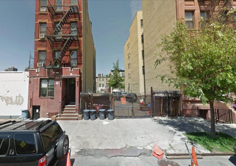 407 East 117th Street, via Google Maps