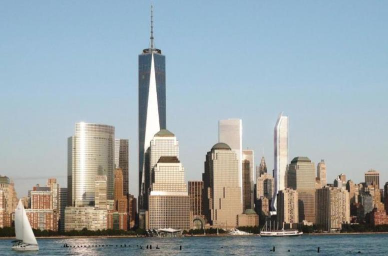5 World Trade Center Wide