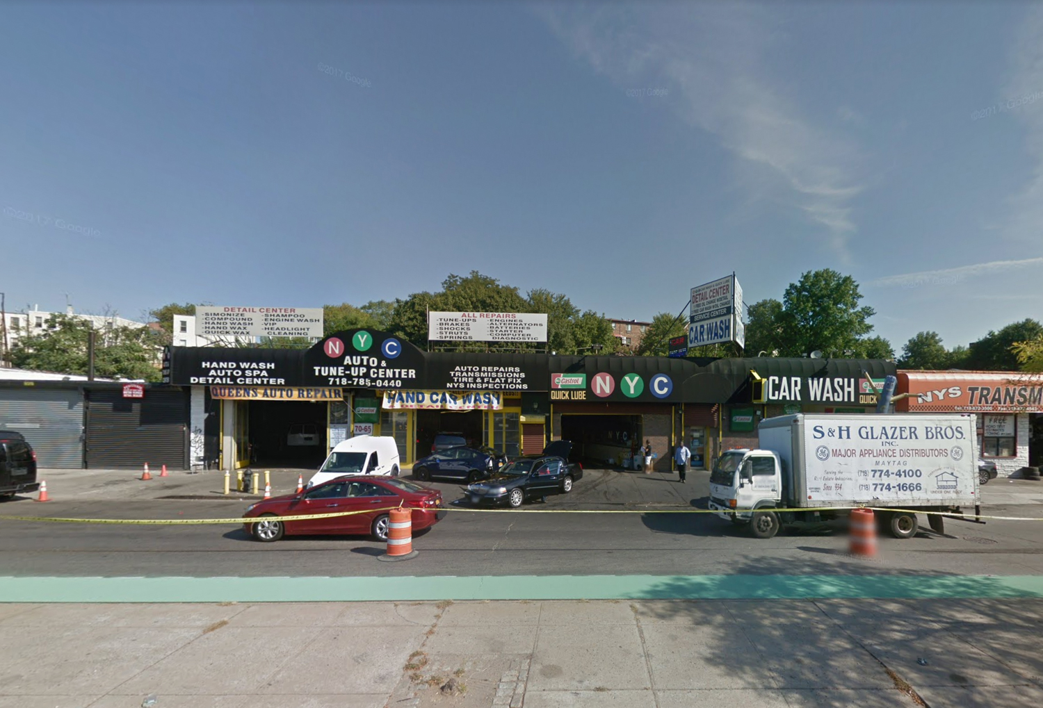 70-65 Queens Boulevard, via Google Maps