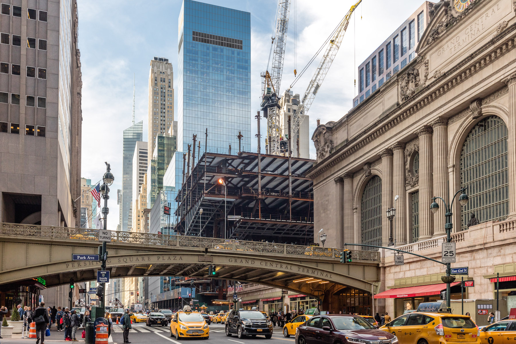 One Vanderbilt, image by Max Touhley