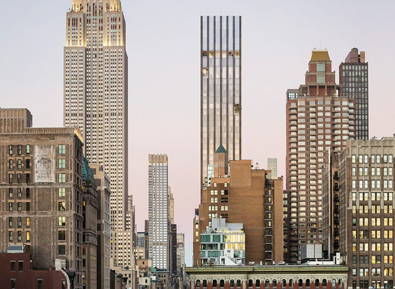 277 Fifth Avenue, design by Rafael Viñoly Architects