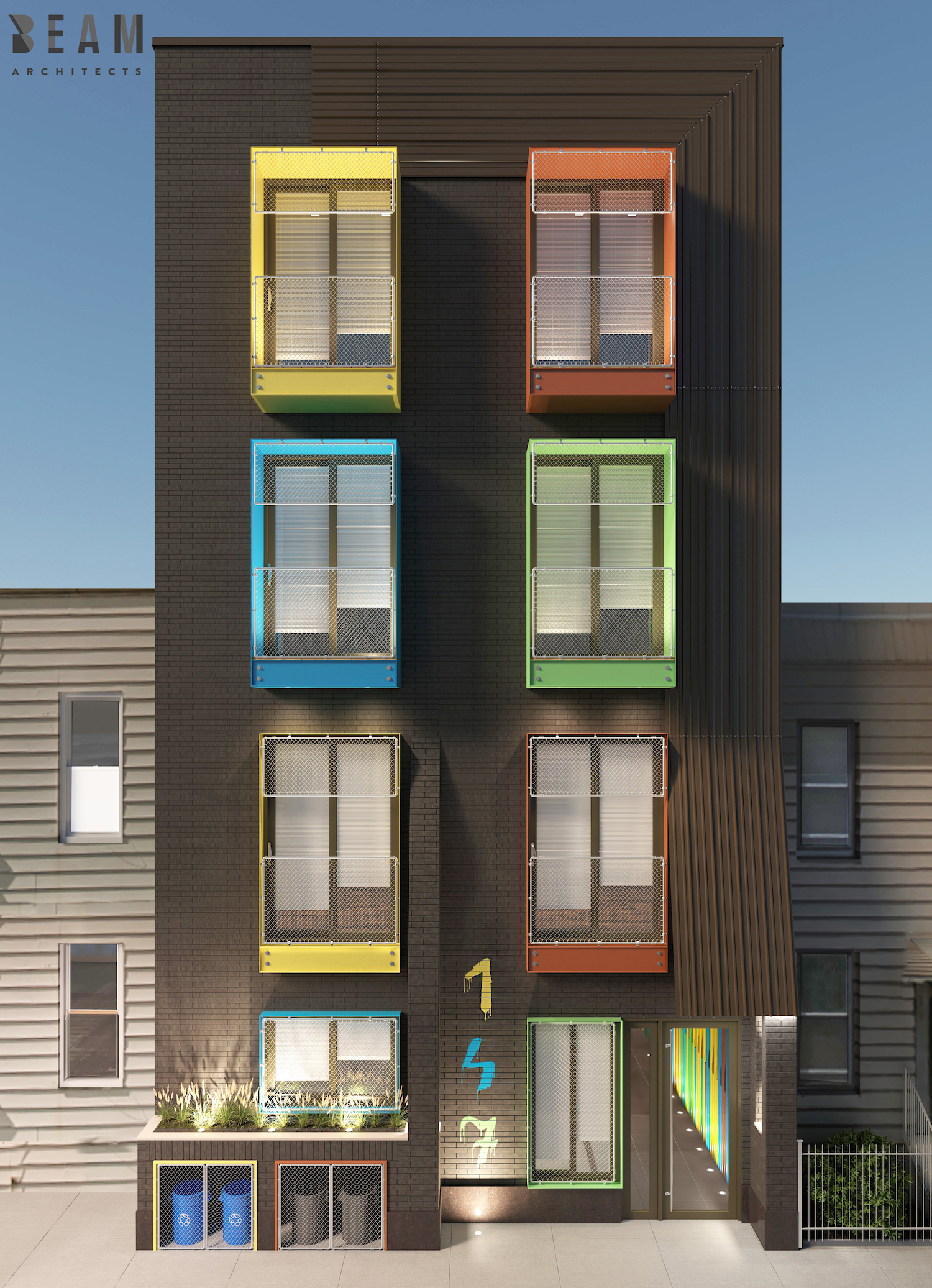 147 Stanhope Street, Brooklyn - Beam Group