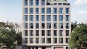 145 President Street, rendering via Avery Hall Investments