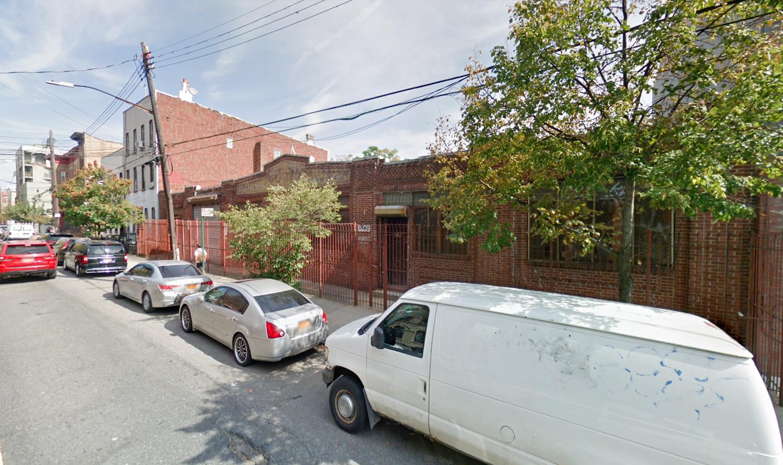 1562 Dekalb Avenue, via Google Maps