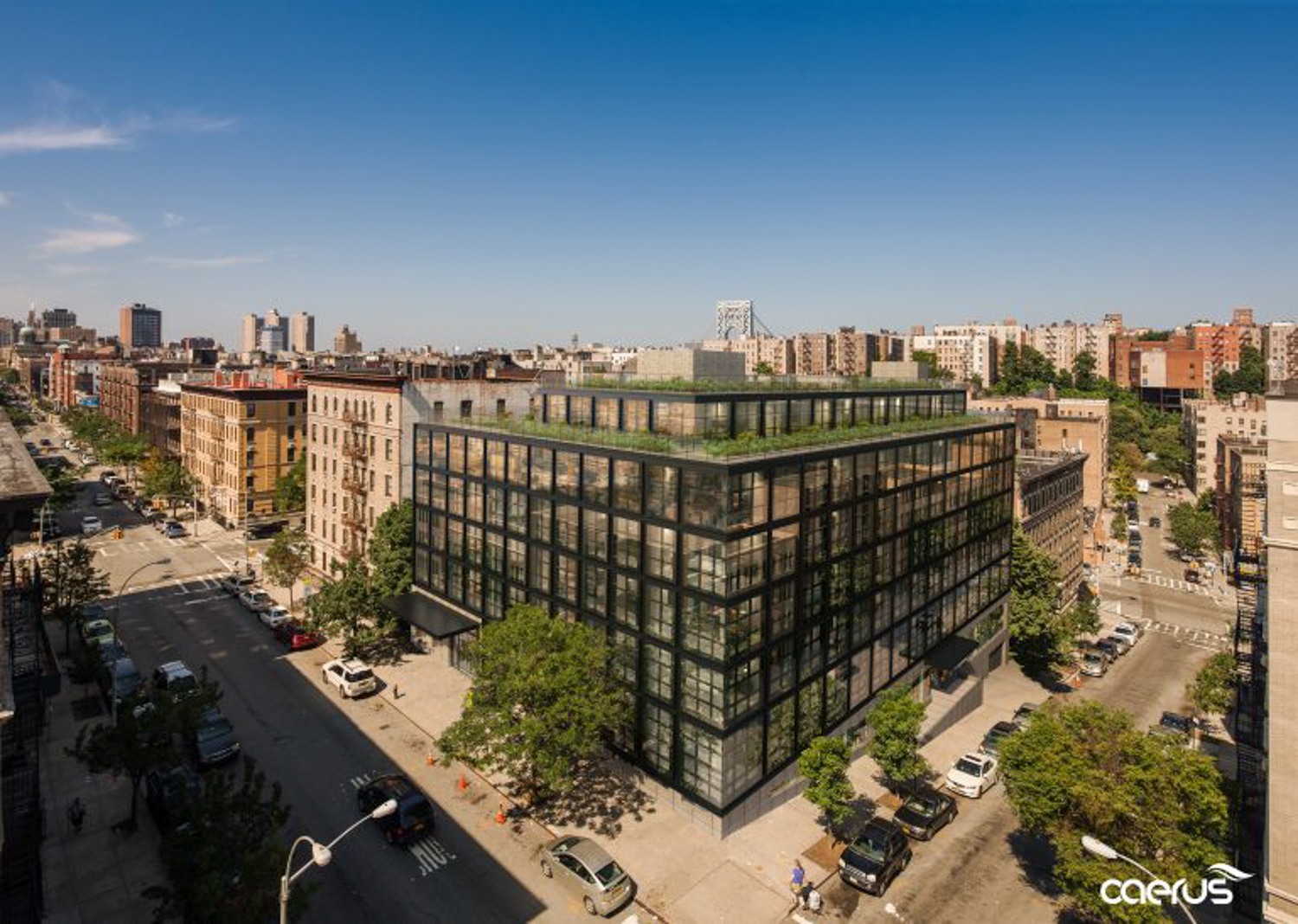 212 Wadsworth Avenue, rendering by the Caerus Group